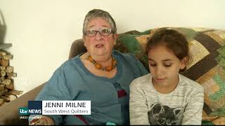 Grenfell Quilts: ITV West Country