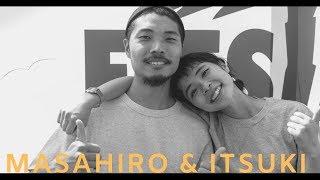 #FDSC2019 WORKSHOP - ITSUKI & MASAHIRO PART2