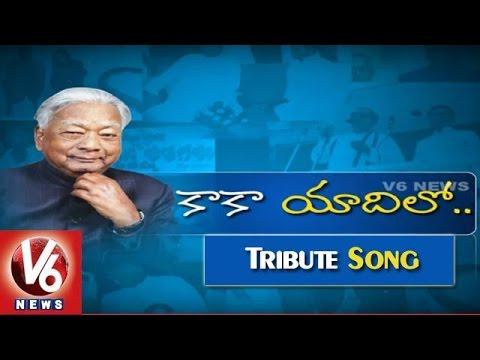 G. Venkat Swamy (Kaka) Tribute Song - V6 Special Song