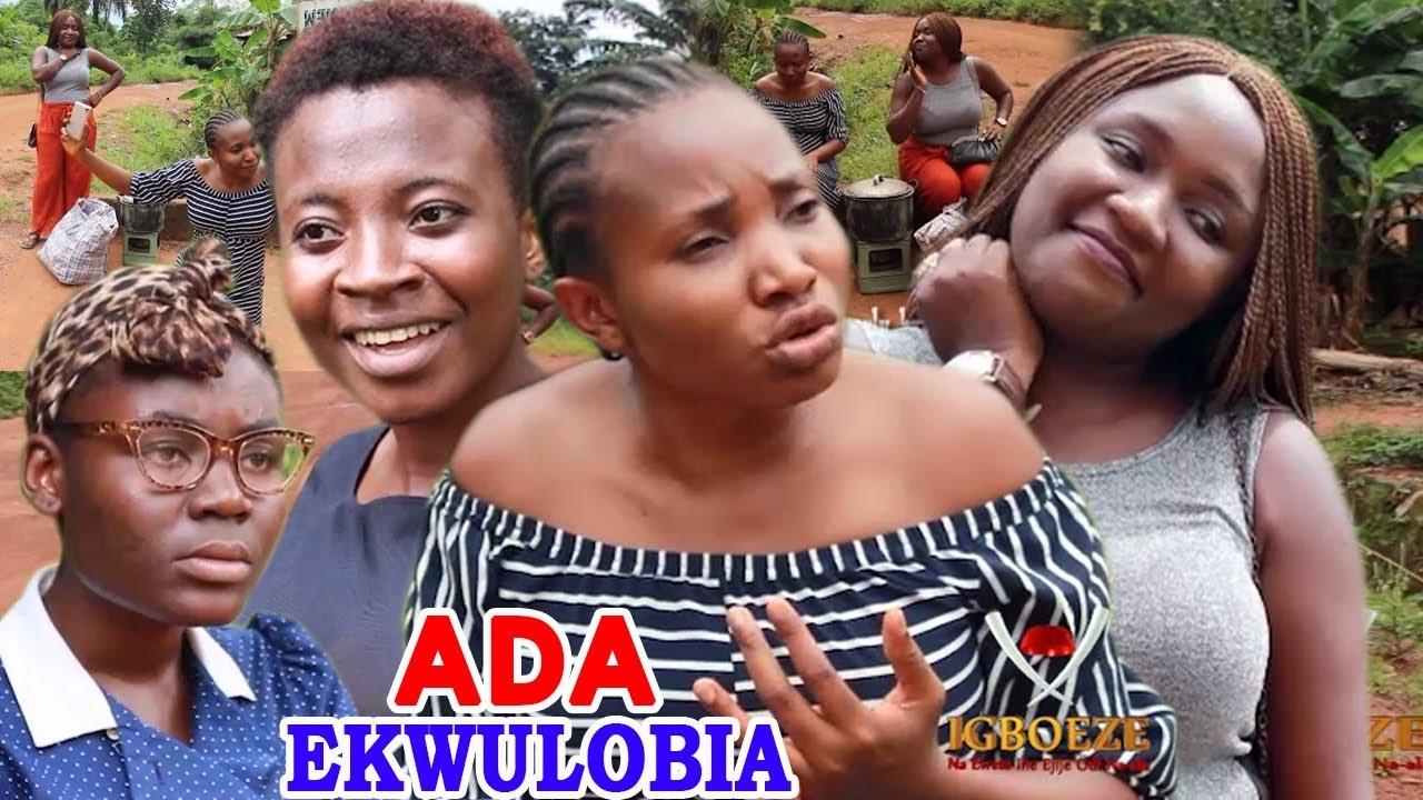 Download Ada Ekwulobia - 2018 New Nigerian Nollywood Igbo Comedy Movie Full HD