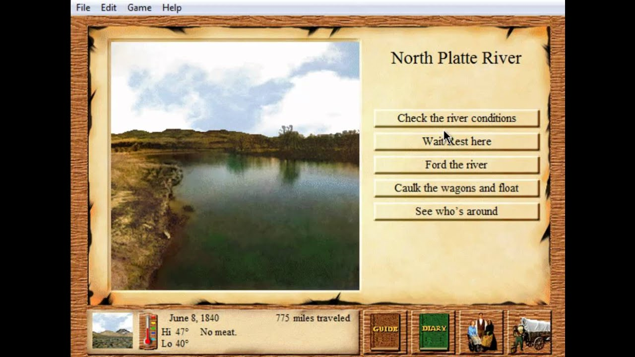 What Makes The Oregon Trail Game Educational