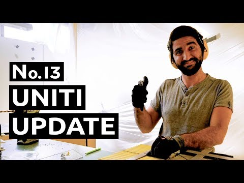 Rolling Chassis & Crowdfunding on Seedrs | UNITI UPDATE 13