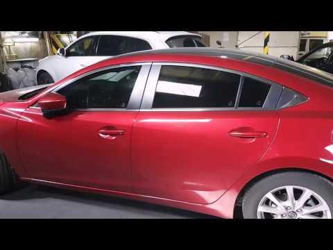 Mazda 6 + Autolis = правильная защита от угона :))