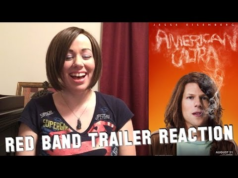 American Ultra Red Band Trailer Reaction!