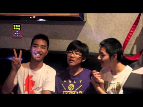 Karaoke with Chinese