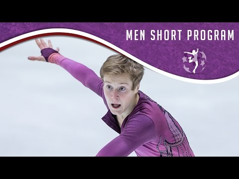2016 ISU Junior Grand Prix Final - Marseille - Men Short Program