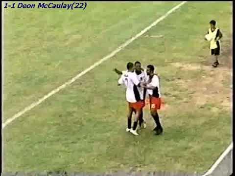 QWC 2014 Belize vs. Saint Vincent and the Grenadines 1-1 (11.11.2011)