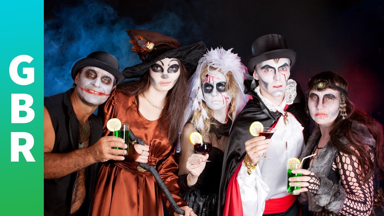 throw a killer halloween party on a budget