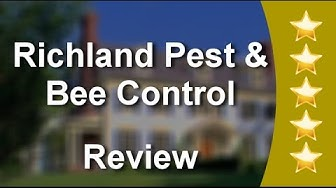 Bed Bugs Extermination New Haven | Richland Pest & Bee Control - Thrilled Review