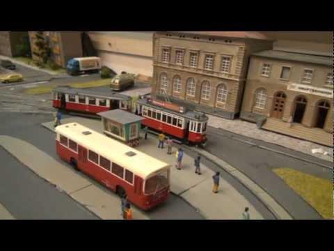 Wiener Tram Typ K in 1:87 H0 - YouTube