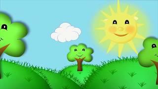 Позитивные песни для детей. С добрым утром Солнышко.