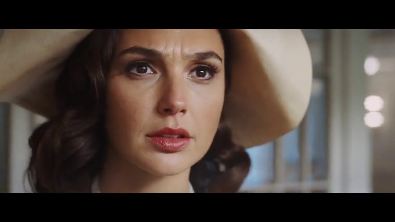 Death On The Nile Trailer #1, Starring Gal Gadot