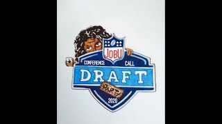 """NFL Draft Live Stream Day three Reaction live from Jobu's Mancave w/ """"Zoomed in fans party"""""""