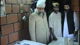 Visit to various hospitals and press in Nigeria in 2004 by Hadhrat Mirza Masroor Ahmad