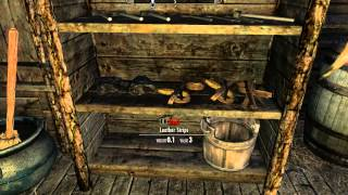 Skyrim - Where to find all ingots in and around Solitude. 85 ingots total.