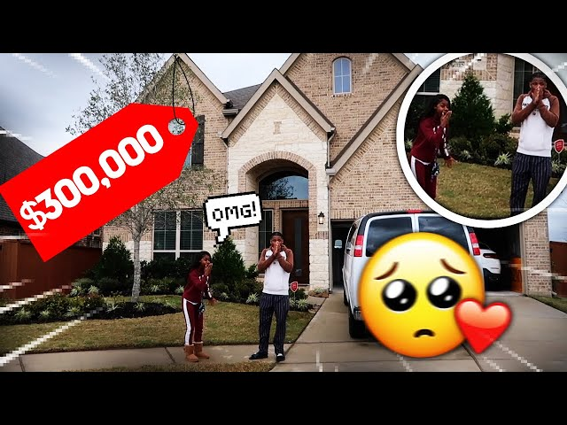 MOVING INTO OUR HOUSE IN HOUSTON!!🏡 | HOUSE TOUR