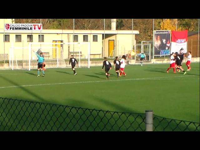 Calcio Padova femminile - Marcon 1-1