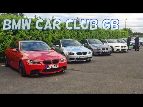 BMW Car Club GB owners meet 13/06/2016