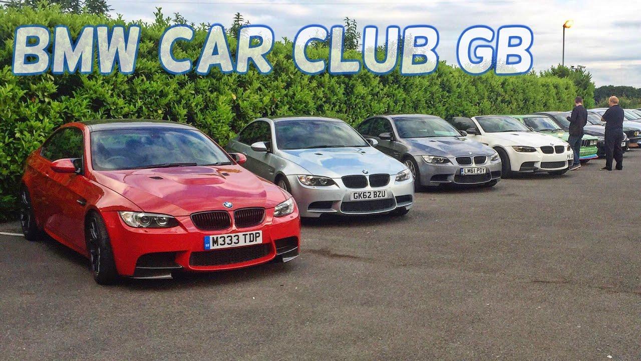 BMW Car Club GB owners meet 13 06 2016