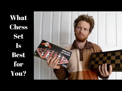 What Chess Set is Best for You?
