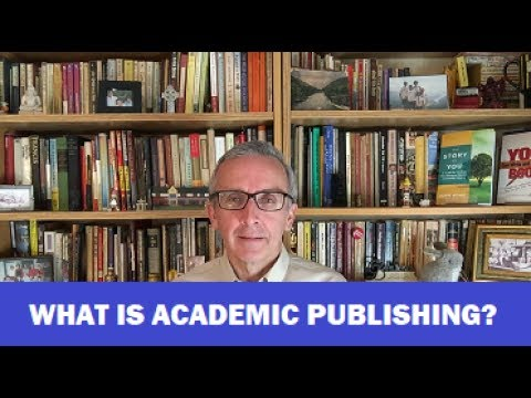 What is Academic Publishing?
