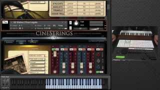 CineStrings CORE - Patch Walkthrough