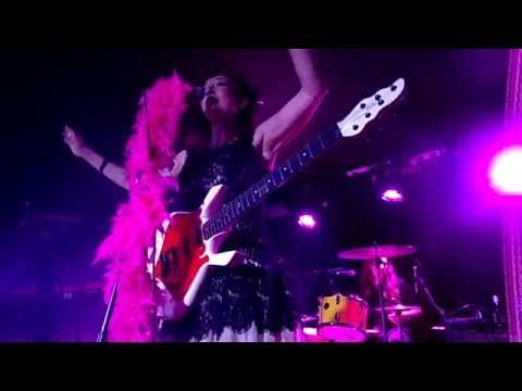 PINK SUNSHINE BY FUZZBOX LIVE @ THE RUBY LOUNGE