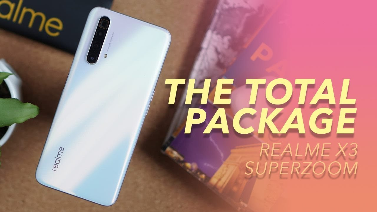 The Realme X3 Superzoom Is Coming To The Philippines
