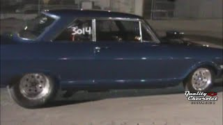 1964 Chevrolet Nova Friday Night Drag Racing Racelegal.com 1-23-2015