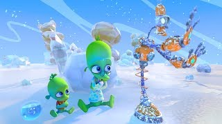 Планета Aй - Ледниковый период  (Серия 7) | Мультфильм для детей