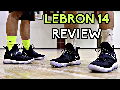Nike Lebron 14 Performance Review!