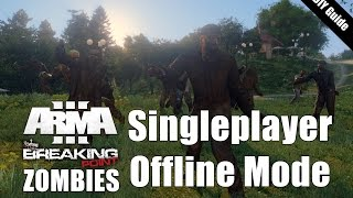 Arma 3   Breaking Point Zombies   Singleplayer