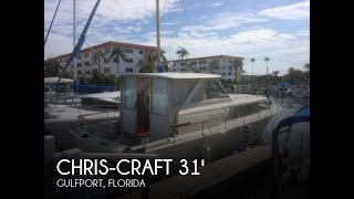 Used 1971 Chris-Craft 31 Commander for sale in Gulfport, Florida