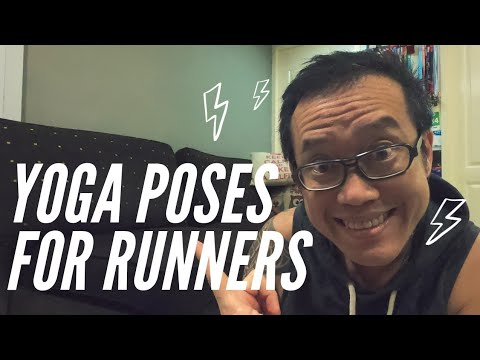 Newbie Tips: Yoga Poses for Runners