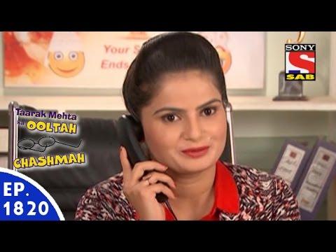 Taarak Mehta Ka Ooltah Chashmah - तारक मेहता - Episode 1820 - 4th December, 2015