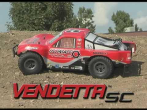 Spotlight: DuraTrax Vendetta SC RTR 2.4GHz RC Car