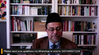 Talqin-e-Aml Sessie | Mirza Fakhar Ahmad Sahib
