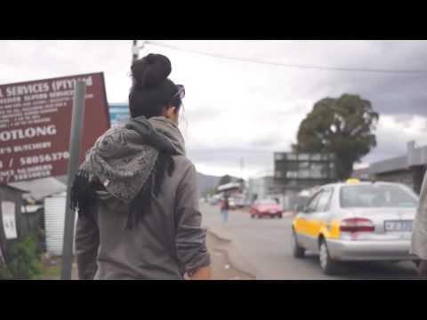旅する鈴木456:Walking on Mokhotlong @Lesotho