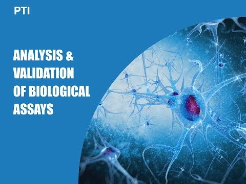 WEBINAR: Analysis and Validation of Biological Assays