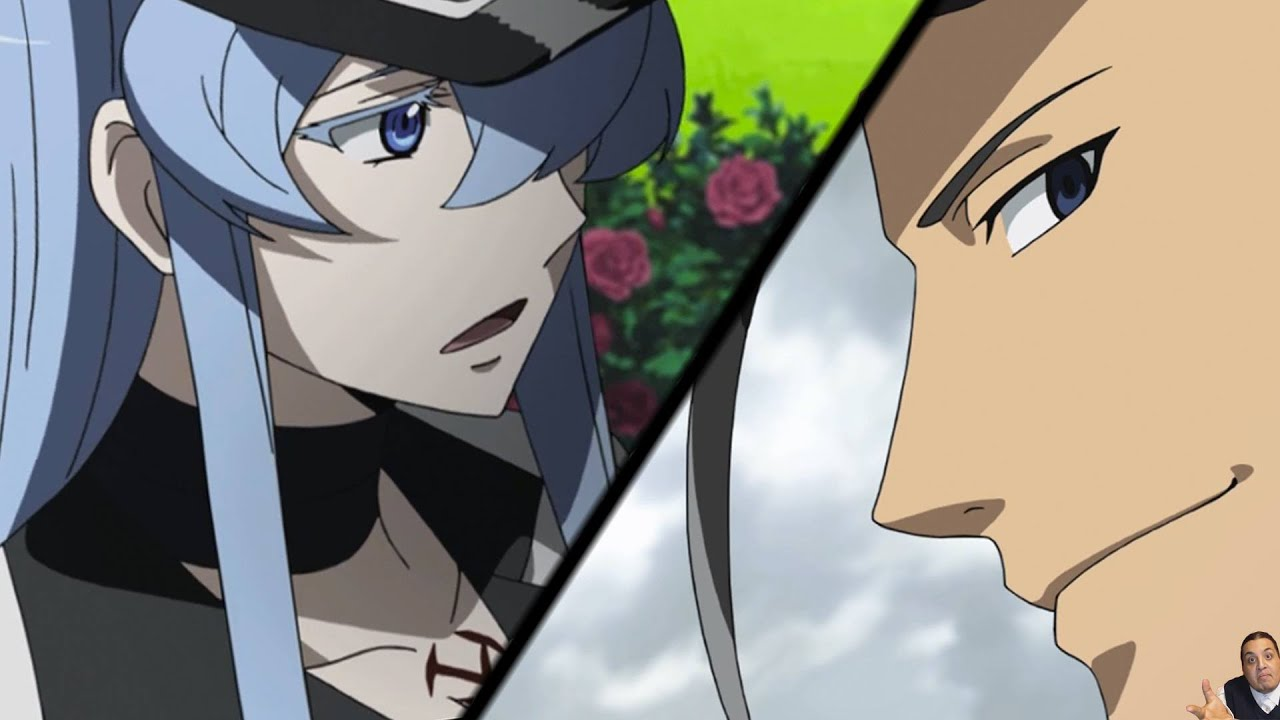 Girl Kill Boy Wallpaper Akame Ga Kill Episode 7 アカメが斬る Anime Review Esdeath Vs