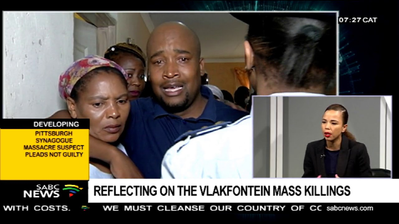 Reflecting on the Vlakfontein mass killings Part 1
