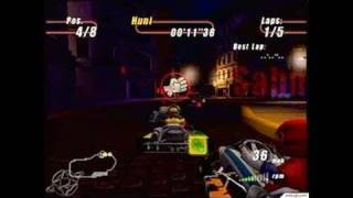 Furious Karting Xbox Gameplay_2003_02_04