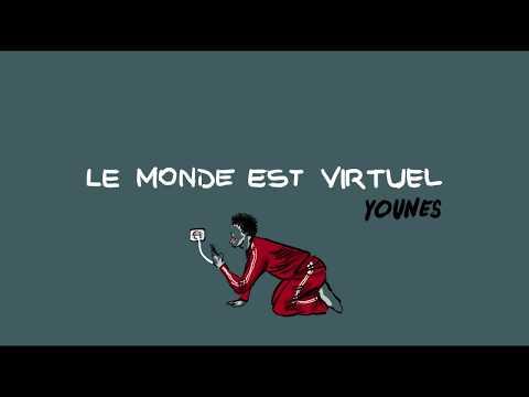 Youtube: Younès – Le monde est virtuel (Prod. Rilès)