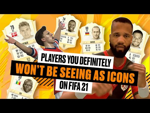 Players You Definitely Won't be Seeing as Icons on FIFA 21