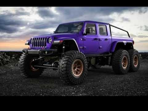 Jeep Gladiator 6×6 Stradman