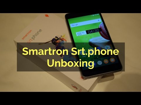 Smartron srt.phone Review Videos