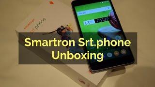 Smartron srt.phone Review Videos