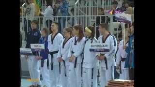 Сочи впервые принимает чемпионат России по тхэквондо(Соревнования проходят в Олимпийском парке на базе Адлер Арены http://maks-portal.ru/sport/video/sochi-vpervye-prinimaet-chempionat-rossii-po-the..., 2015-11-18T16:01:48.000Z)