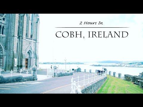 2 HOURS IN Cobh, Ireland (Cork) - VLOG #14