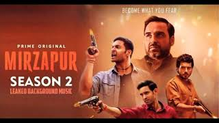 Mirzapur 2 Theme Song II Mirzapur Season 2 Background Music II Amazon Prime Videos